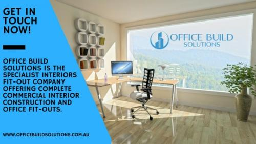 Planning for office renovations in Sydney