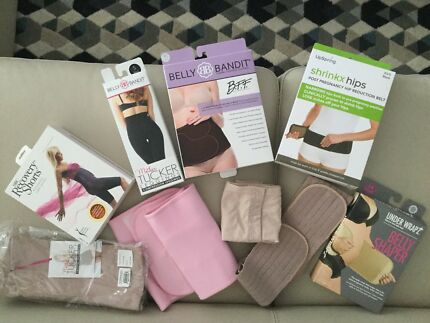 SRC recovery Shorts Belly Bandit Mother Tucker &amp Shrinkx Hips bundle 8