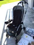 Bugaboo bee3 includes brand new seat plus accessories