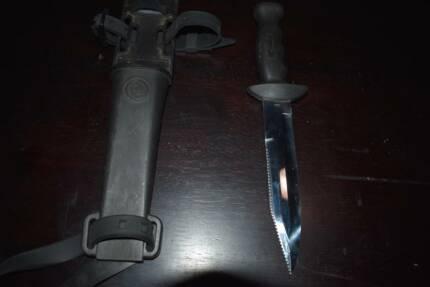 FIshing Knife-Scuba Diving