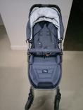 Valco Baby Snap Ultra Denim Pram