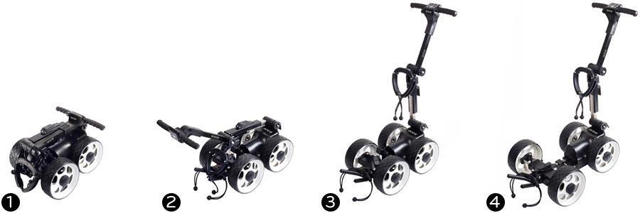 QOD Golf - QOD Electric Golf Trolley