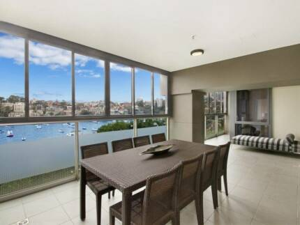 Milson Point luxury 4bedroom water views NYE fireworks Apartment
