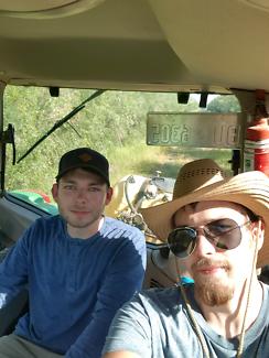 2 guys looking for farm/deck jobs