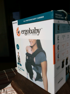 Baby carrier New, never used