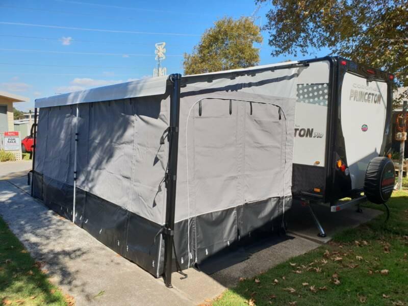 Coromal Princeton 710s Luxury Caravan