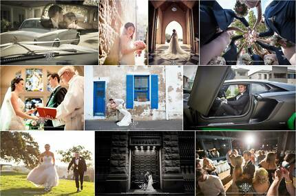 Wedding Photography and Videography Packages Sydney