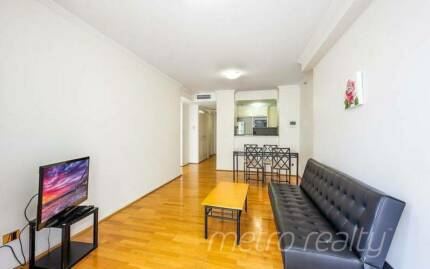 One bedroom apartment in sydney CBD for rent