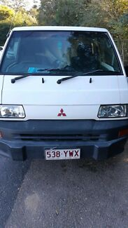 Mitsubishi Express Campervan