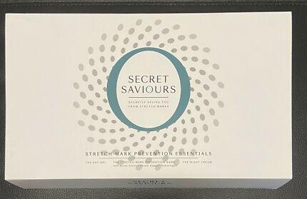 Secret Saviours Pregnancy Stretch Mark Prevention Cream &amp Belly Band
