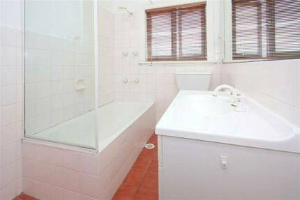 North Sydney Two bedroom security apartment