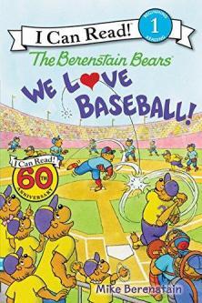 The Berenstain Bears: We Love Baseball! (Paperback) (Books)