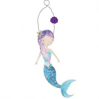 Mermaid Door Hanger
