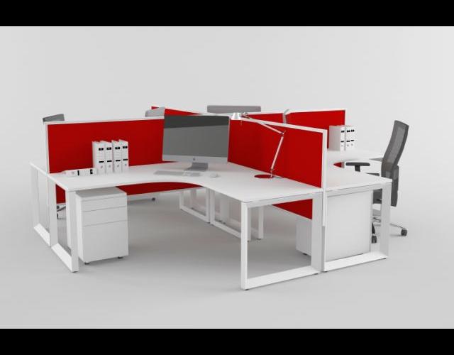 Office Workstation Showroom in Sydney