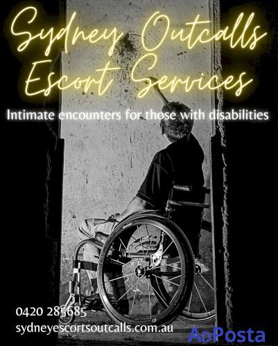 0430 285685 ❤ Disability Escort Services